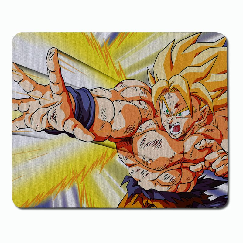 Anime Japonais Dragon Ball Z Anime Surjeteuse Tapis De Souris