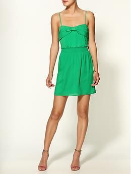 Just bought this for a back-up dress:  TLH by Hype Bow Front Dress | Piperlime