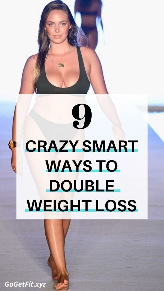 9 smart ways to double your weight loss effort without counting calories | tips to lose weight faste...