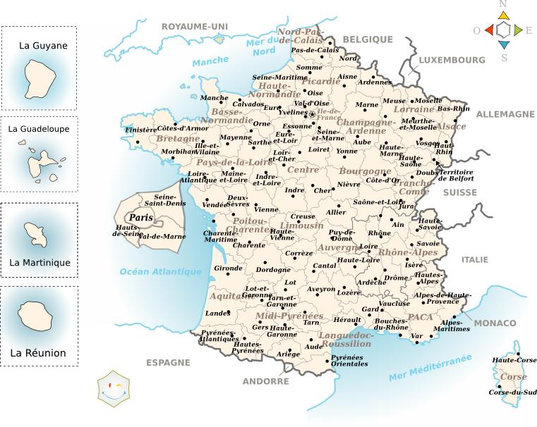 Nom Des Villes Francaises Civilization