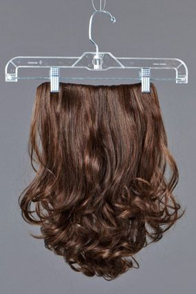 how to cut clip in hair extensions yourself
