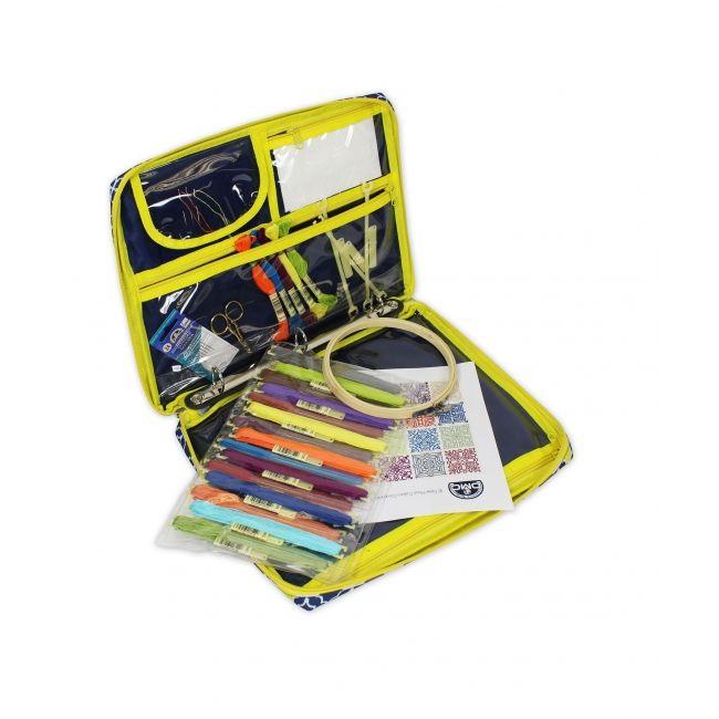 StitchBow™ Needlework Travel Bag