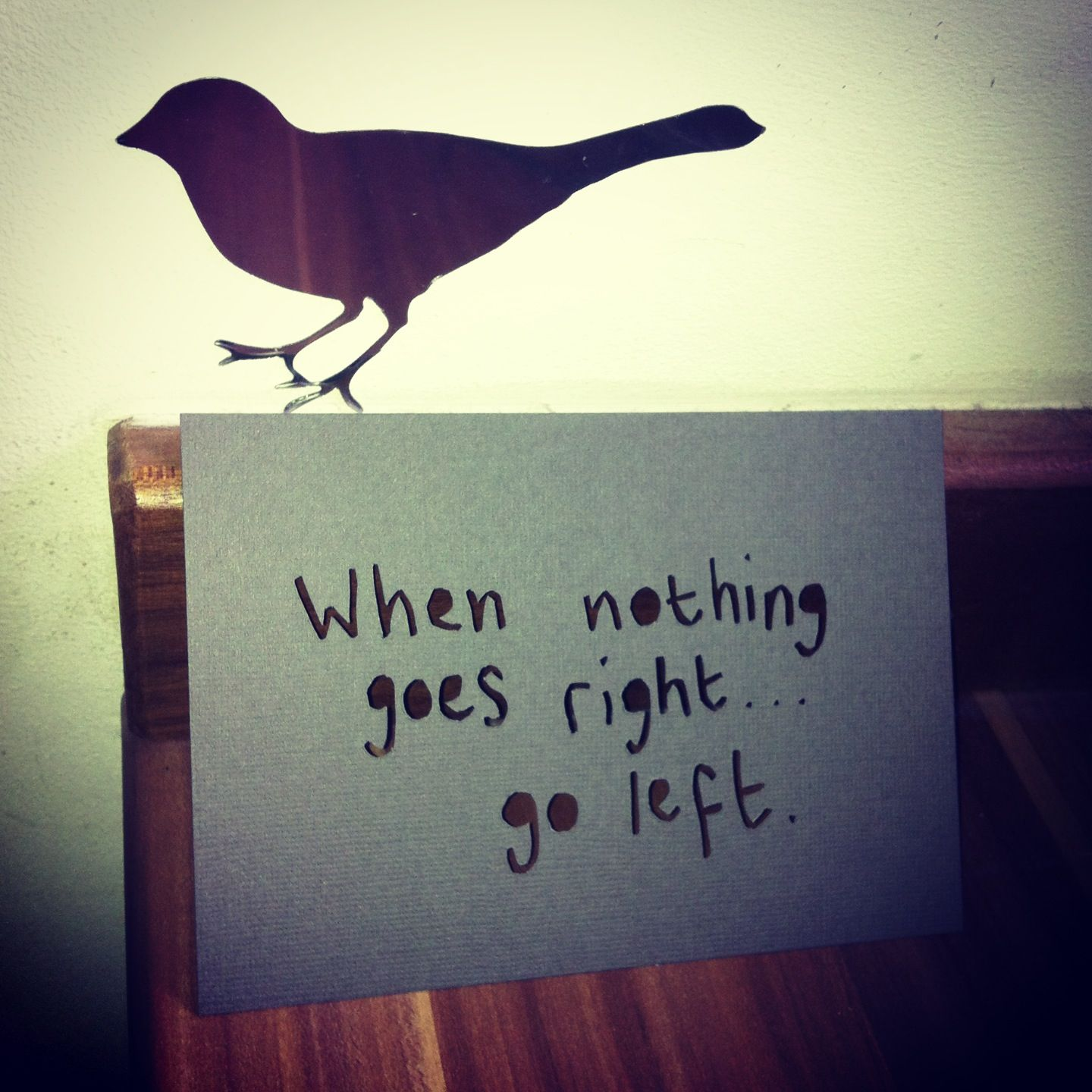 "Best Motivational Quotes For Lefties: ""When Nothing Goes Right, Go Left...."" // #quote"