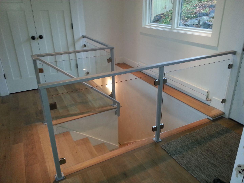Best Apex Railing Solutions Interior Glass Guardrails Glass 640 x 480