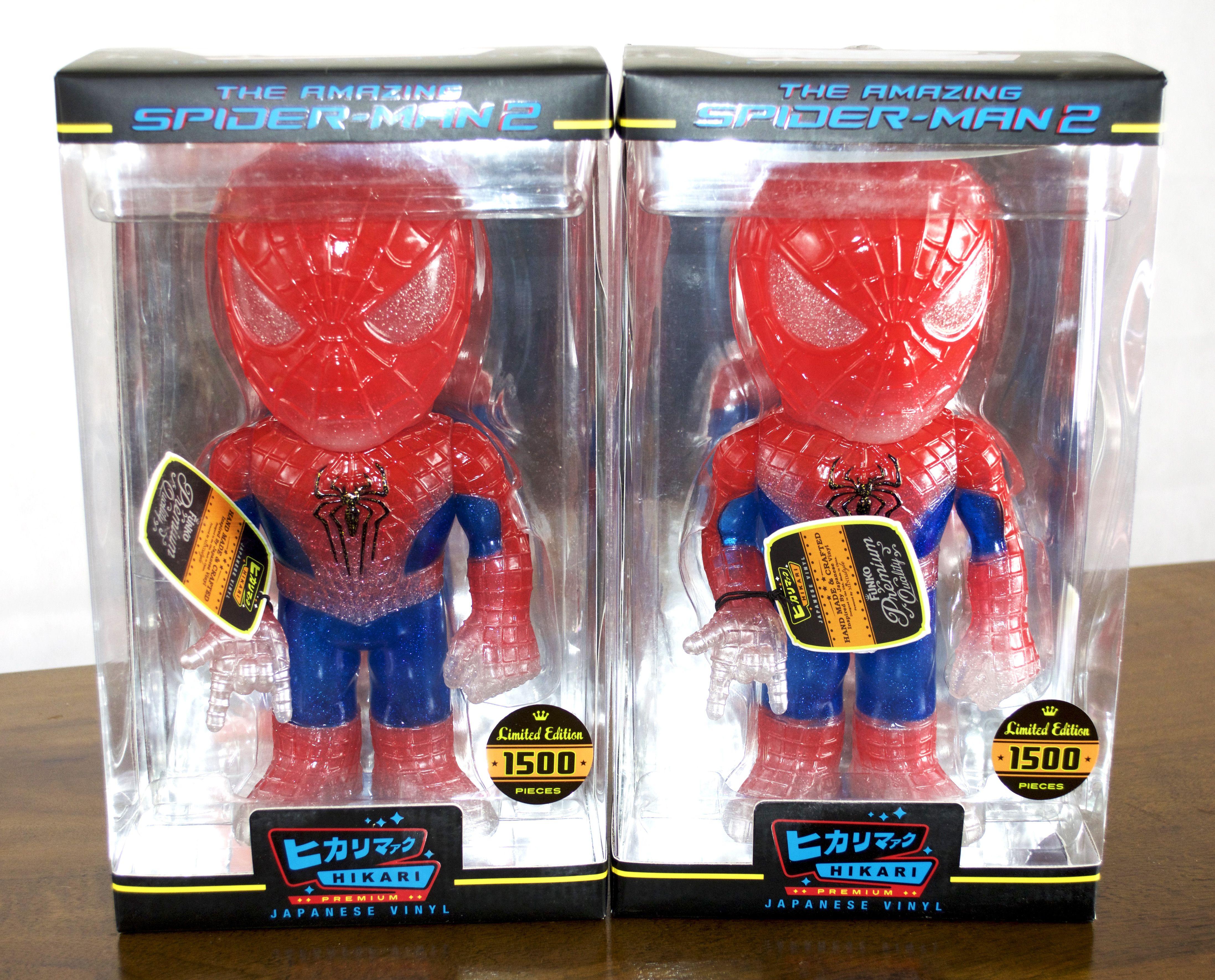 Limited Edition Spider Man Hikari At Oscar The Dog Toy