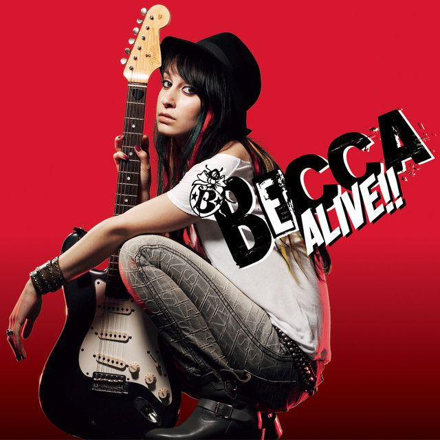 """""""I'm Alive!"""" by Becca was added to my Discover Weekly playlist on Spotify"""