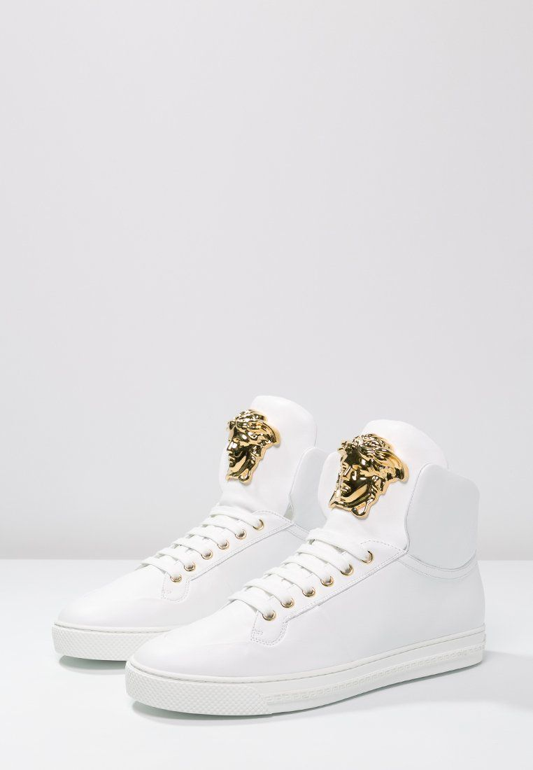 Versace Sneaker high white | Zalando