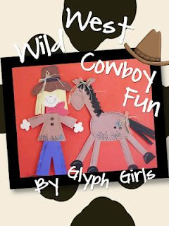 Glyph Girls Natalie this is a good one for you...cowboys