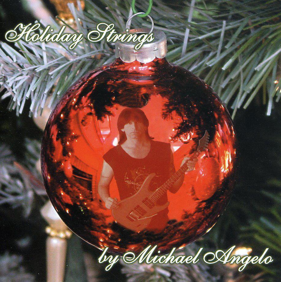 Michael Angelo Batio Holiday Strings Silver Holiday