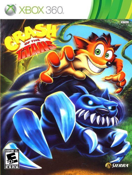 Crash Of The Titan Xbox 360 Gg Torrents Hellfire S Pinterest