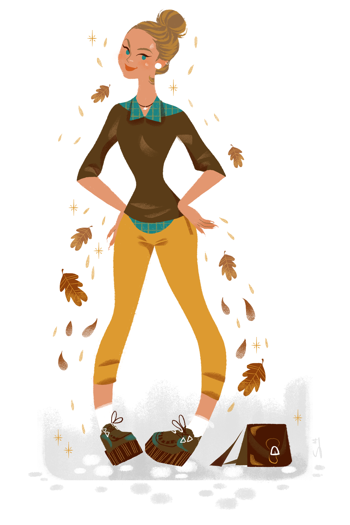 By Sibylline Meynet One Of My Favorite Illustrators