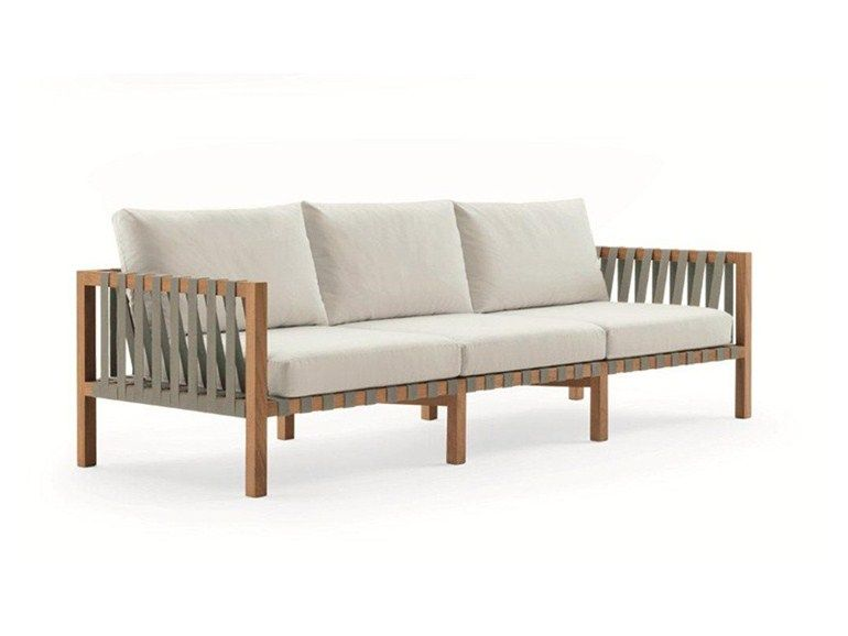 Download The Catalogue And Request Prices Of 3 Seater Teak