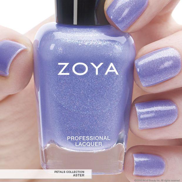 Zoya Aster - Petals | Nails! | Pinterest