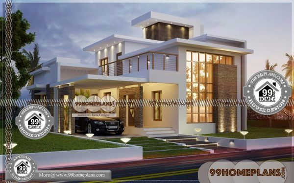 Two storey small house  contemporary kerala homes collections also rh pinterest