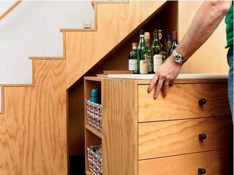 Casas amp te dice qu lugar es aconsejable para poner una for Muebles de bar para casa