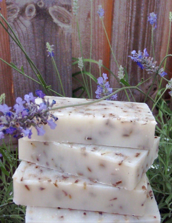 lavender eucalyptus soap  $6 00, via Etsy  | Wish List