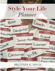 Church of Christ Women Authors: Style Your Life Planner by Brittany Davis