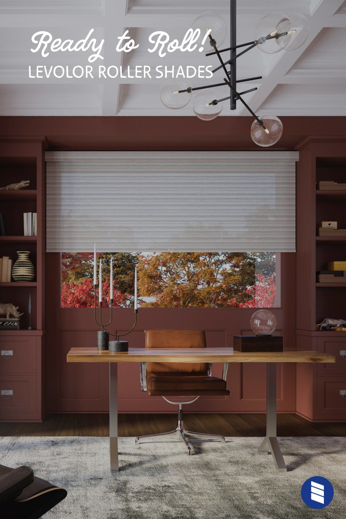 Ready To Roll New Levolor Roller Shades Only At Blinds Com Blinds Com Roller Shades Custom Roller Shades Fabric Roller Shades