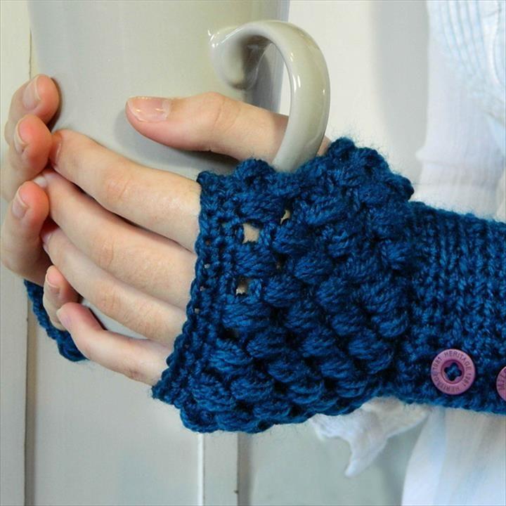 15 Top Crochet Gloves Ideas Crochet Arm Warmers Wrist Warmers And