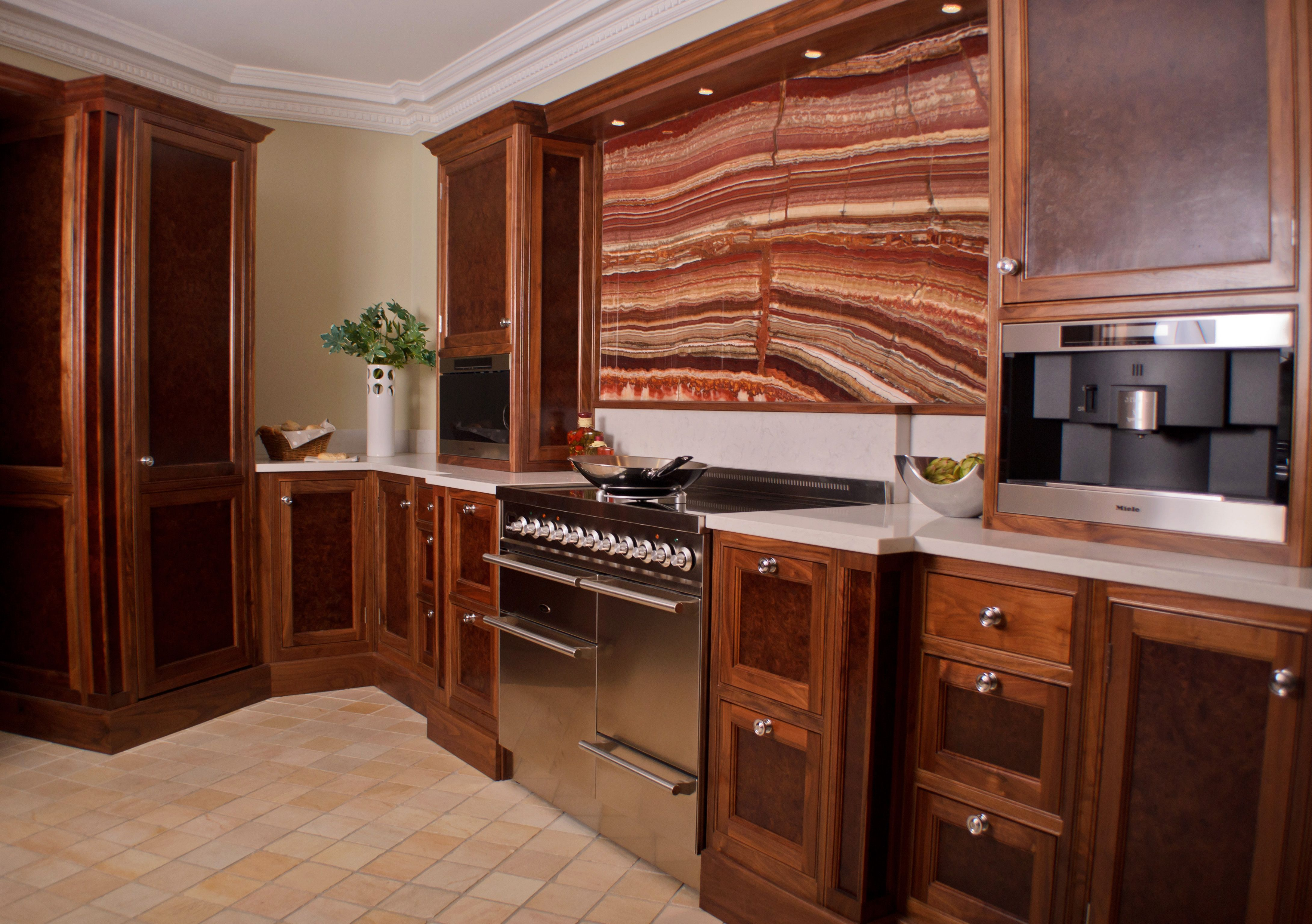 Charles Yorke Stanmore Edwardian Kitchen Furniture   Our Showroom in ...
