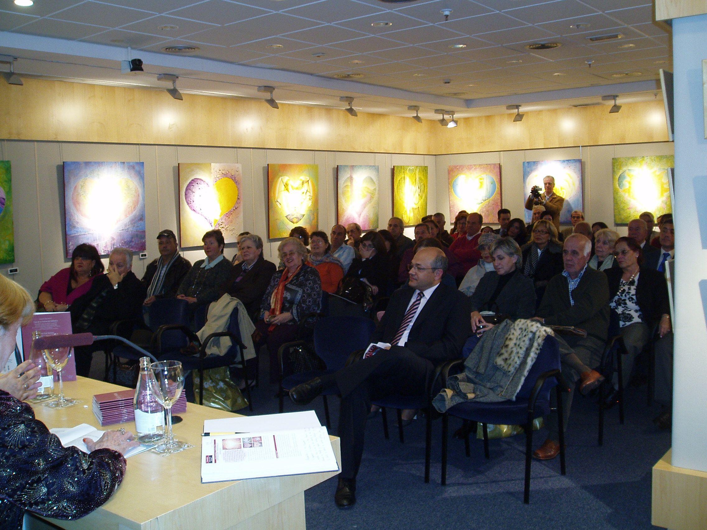 Exposición Serie AmadoLuz en El Corte Inglés de Tenerife · 2008