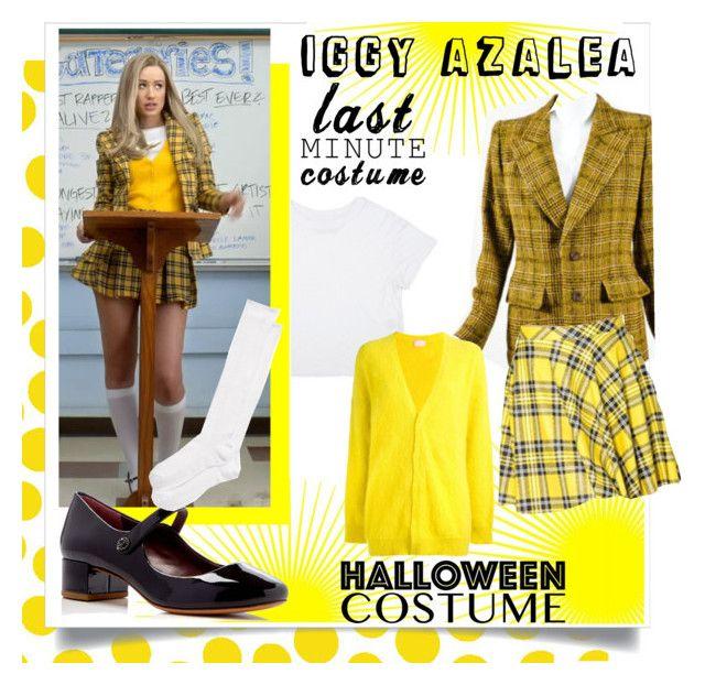 ... iggy azalea last minute costume by vivistyle21 liked on polyvore ...  sc 1 st  The Halloween - aaasne & Iggy Azalea Costume Halloween - The Halloween
