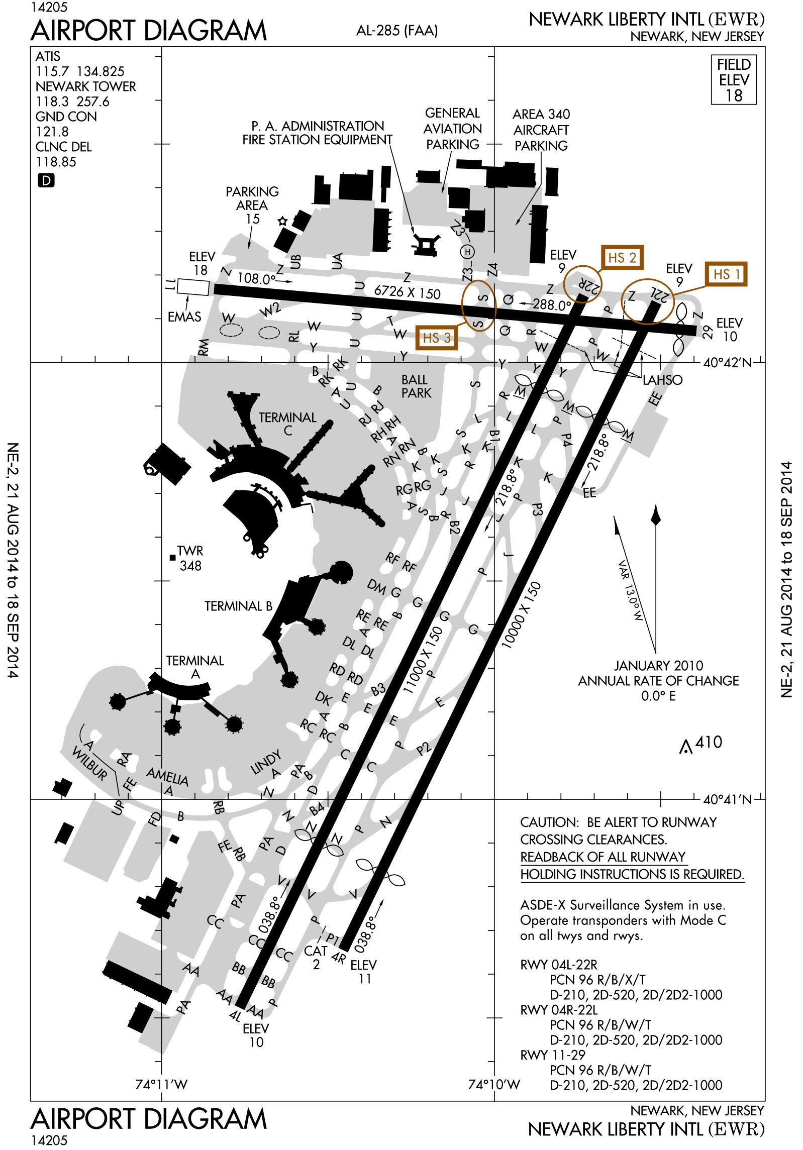 Newark diagram airport maps pinterest newark diagram ccuart Images