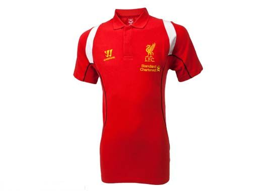 1c745e4c4b4 Warrior Liverpool Polo - Red...Available at SoccerPro!
