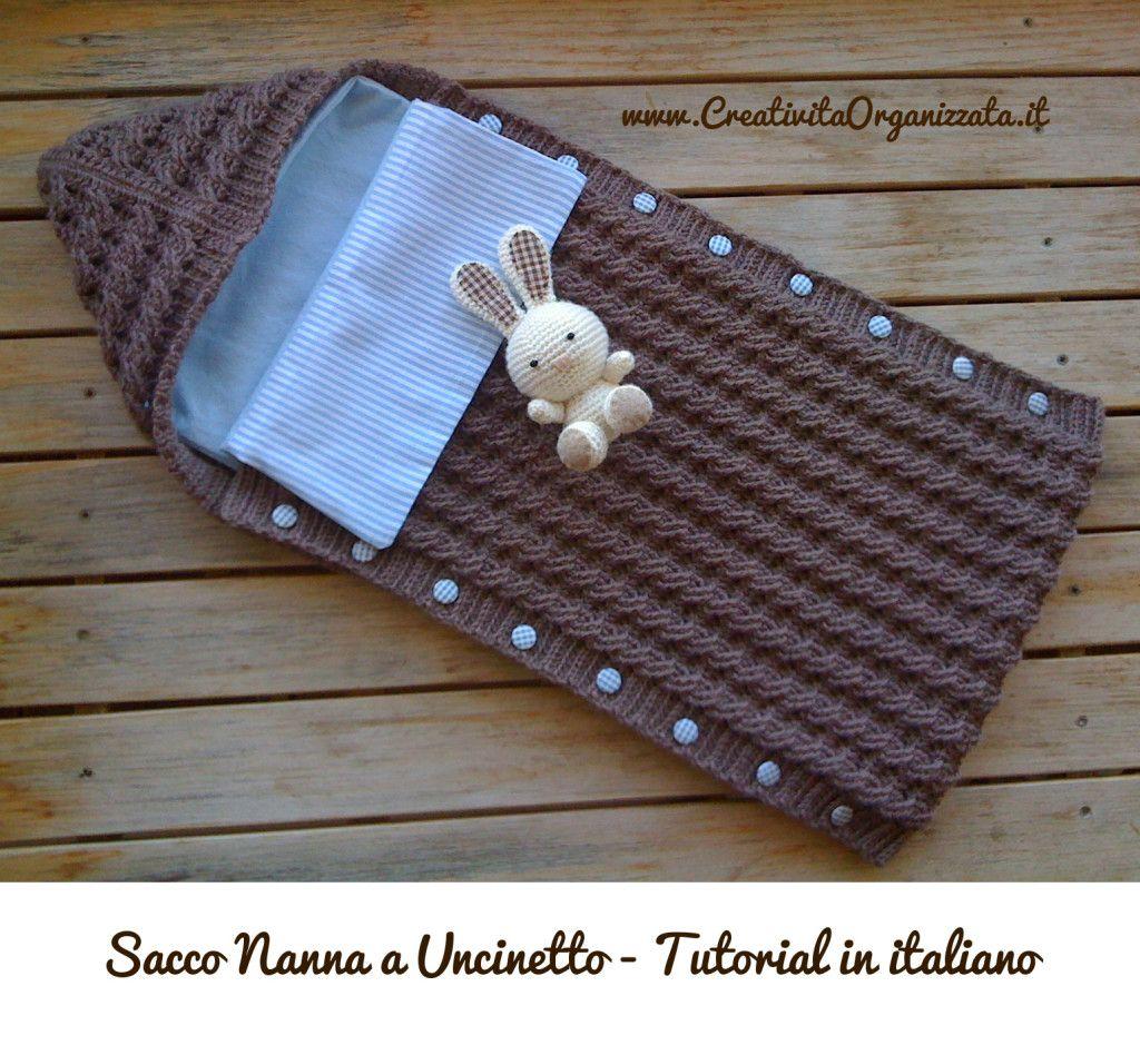 Sacco Nanna A Uncinetto Spiegazioni Crochet Free Patterns
