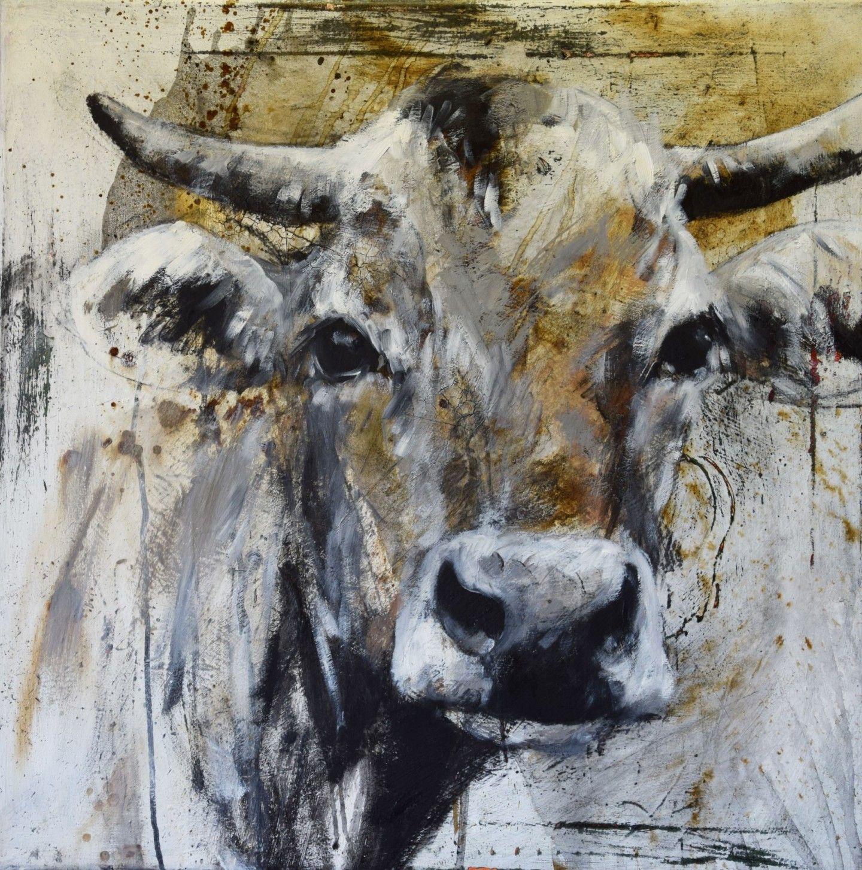 Pin Von Jantje Stap Auf Koeien In 2020 Tiere Malen