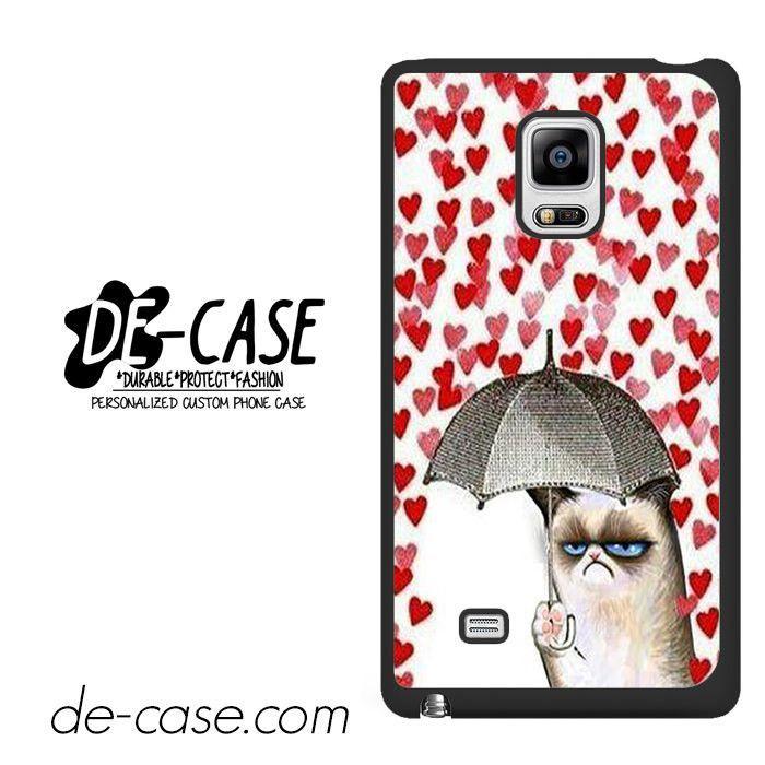 Love Rain Grumpy Cat DEAL-6704 Samsung Phonecase Cover For Samsung Galaxy Note Edge