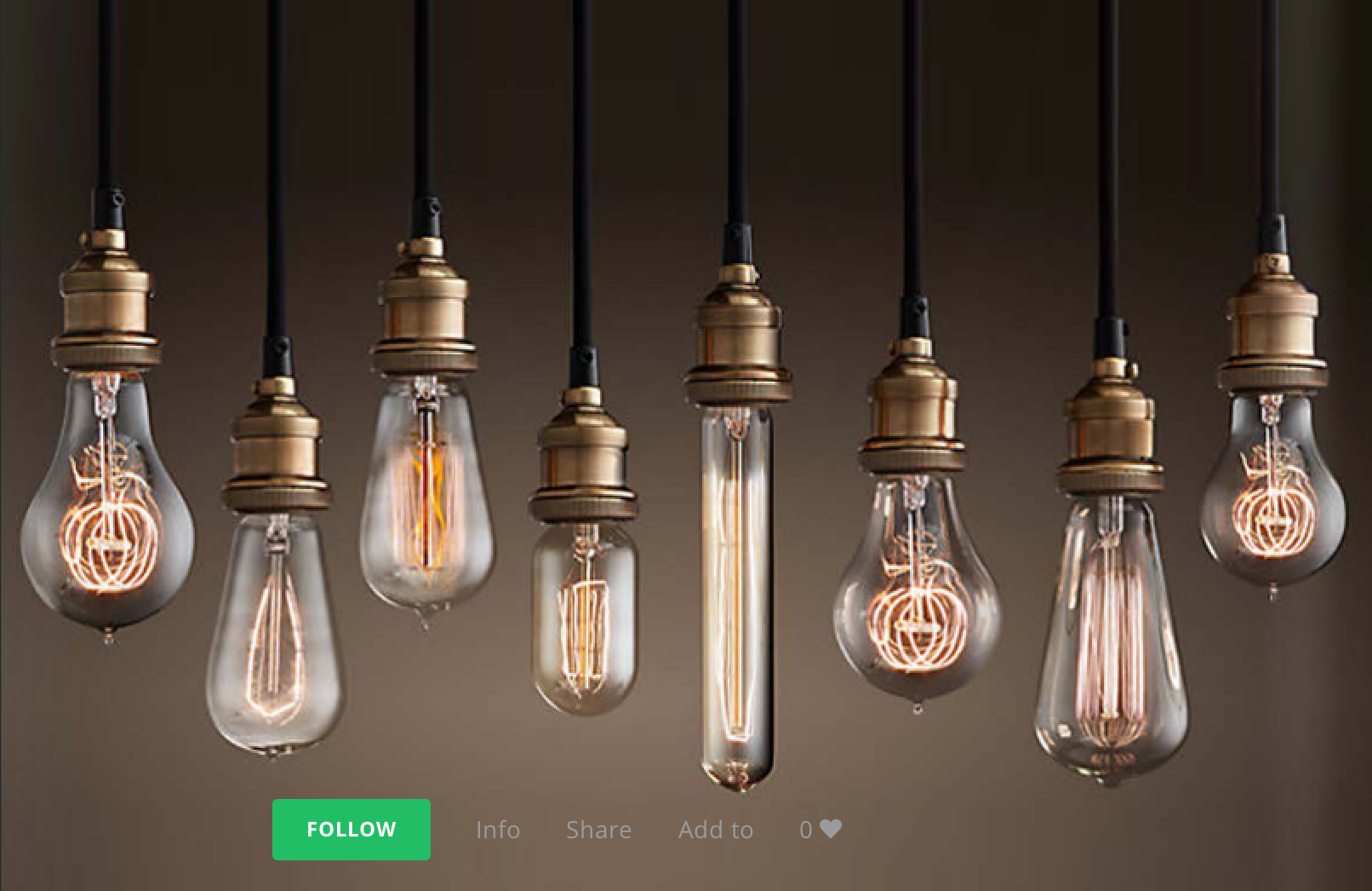 Upgrade Your Light Fixtures With One Simple Change Makely Vintage Light Bulbs Vintage Bulbs Light Bulb