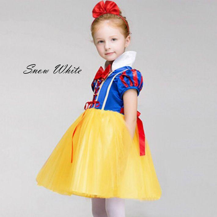a9cf32f3b9c1c 楽天市場 白雪姫ドレス スノーホワイト 子供 キッズ コスプレ ...