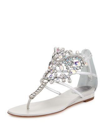 2ae84a235b3 Crystal-Chandelier+Thong+Sandal