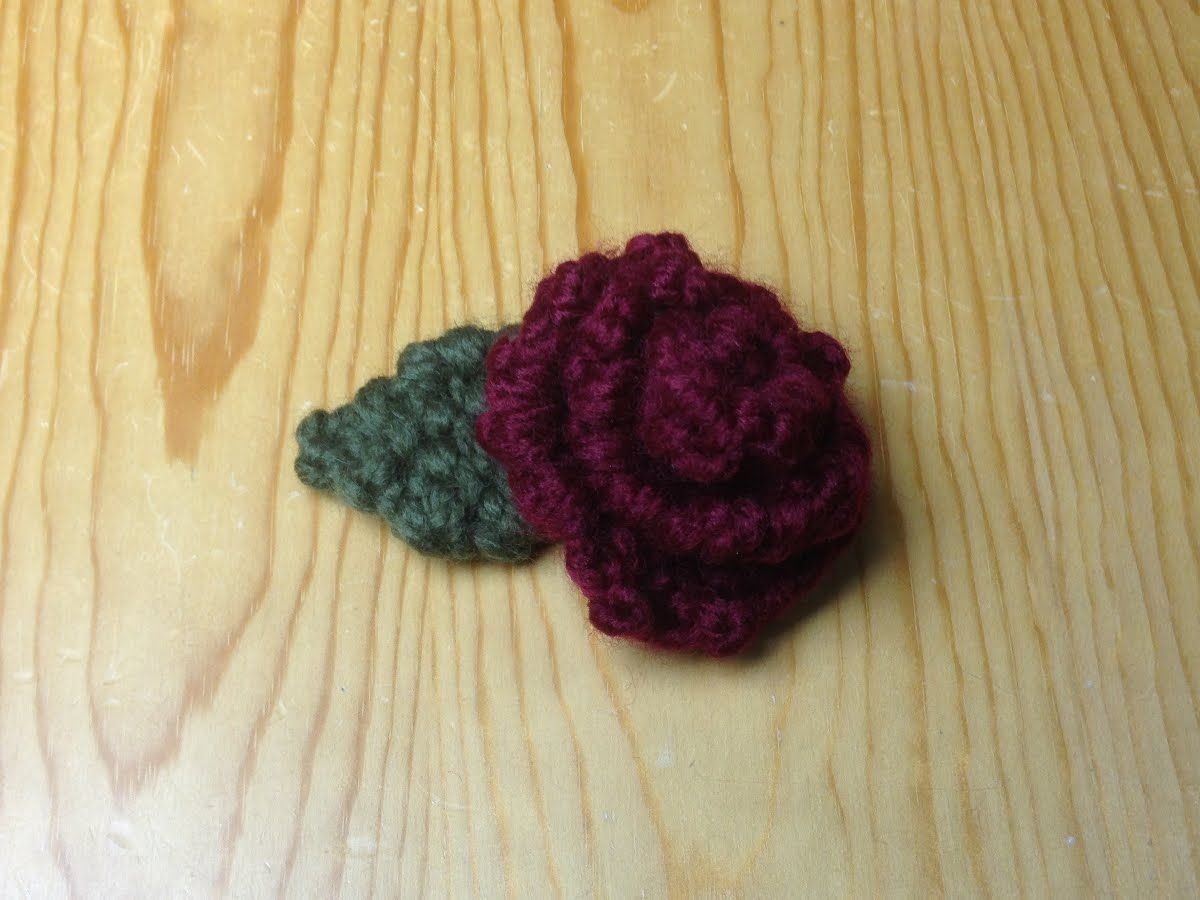 How To Loom Knit A Rose Diy Tutorial Loom Knitting Pinterest