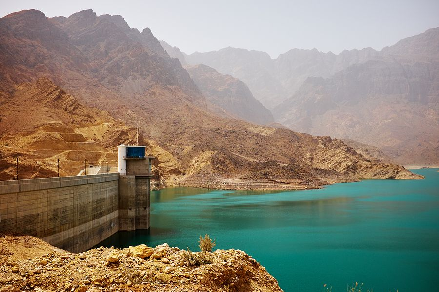 Hatta, Oman : Escape the high-rises of the cities and head to the mountains for a day! You can relax around the pool at the popular Hatta Fort Hotel, complete with rock features, swimming pools and lots of activities to keep the family busy.