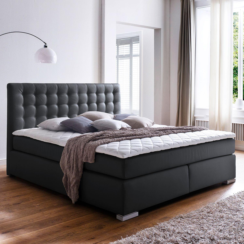 Boxspringbetten kaufen | Bett mit & ohne Bettkasten | home24