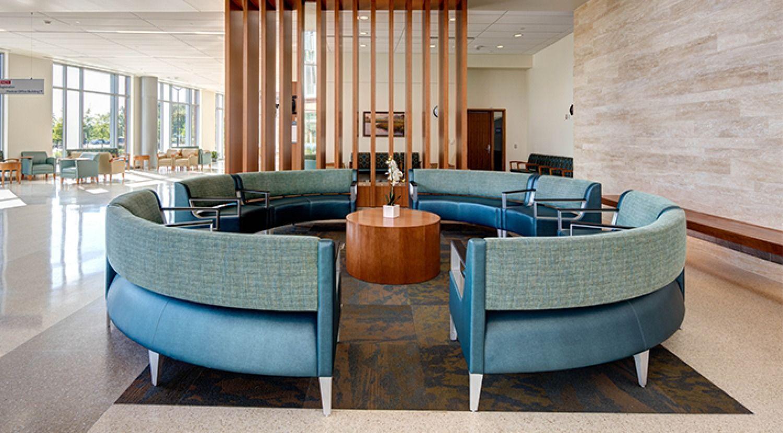Office Furniture Raleigh UNC Hillsborough Hospital