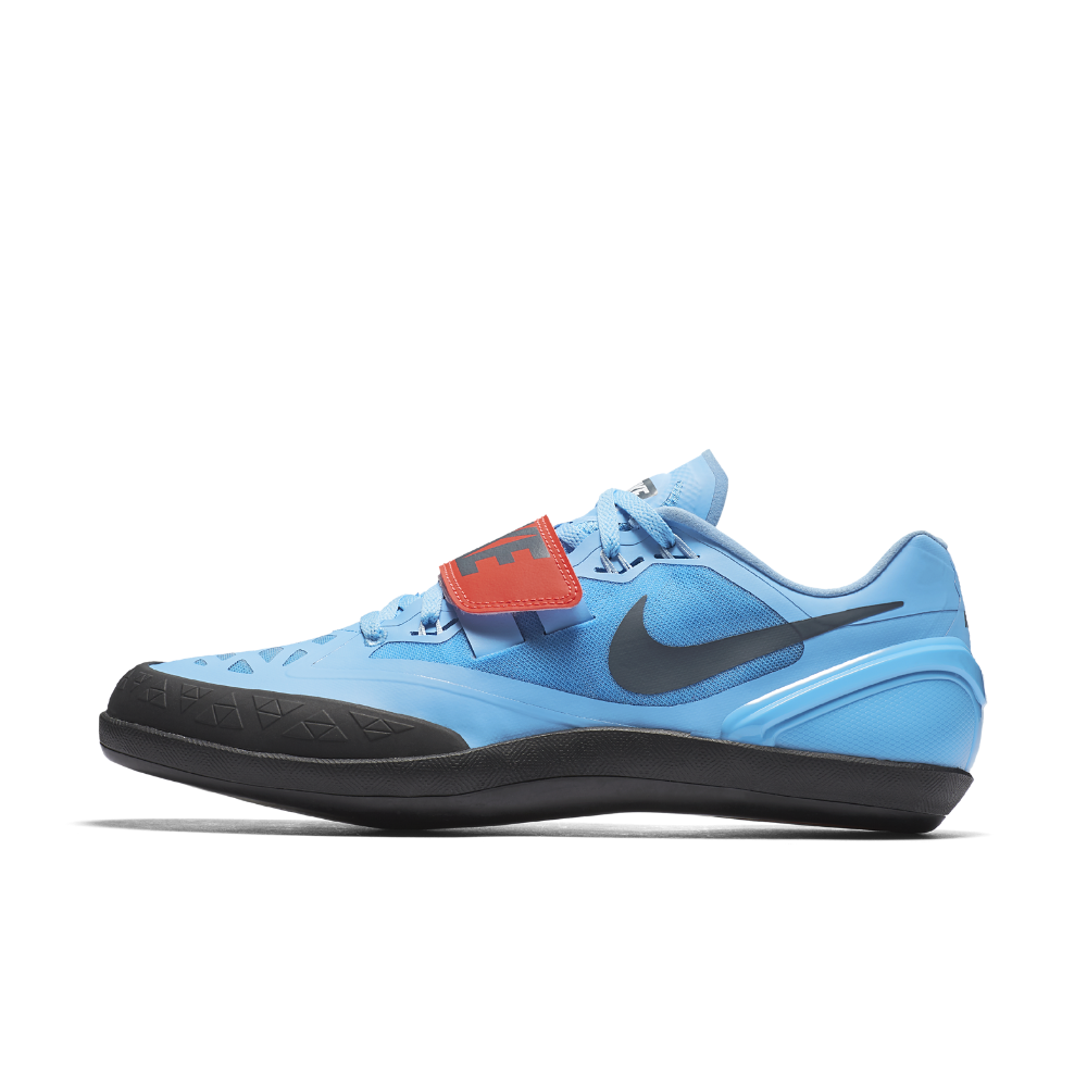 new product 19067 6a936 Nike Zoom Rotational 6 Throwing Shoe Size 13 (Blue)