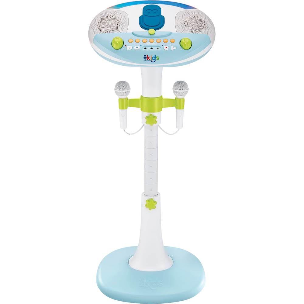 Singing Machine Kids Pedestal Bluetooth Karaoke System ...