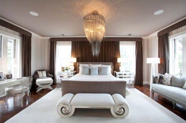 Sitzbank Schlafzimmer ~ Fabelhafte sitzbank mit gebogenen schlafzimmer