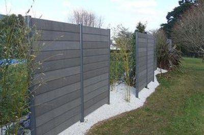 Palissade en composite - ForumConstruire.com   Jardin - Yard ...