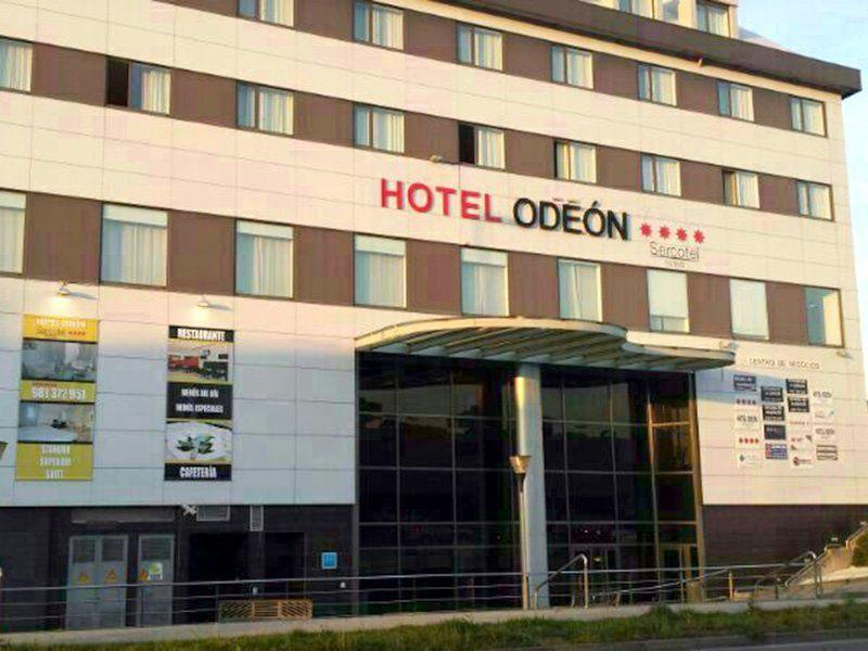 Hotel Spa Sercotel Odeon En Ferrol 4 Nº Habitaciones 83