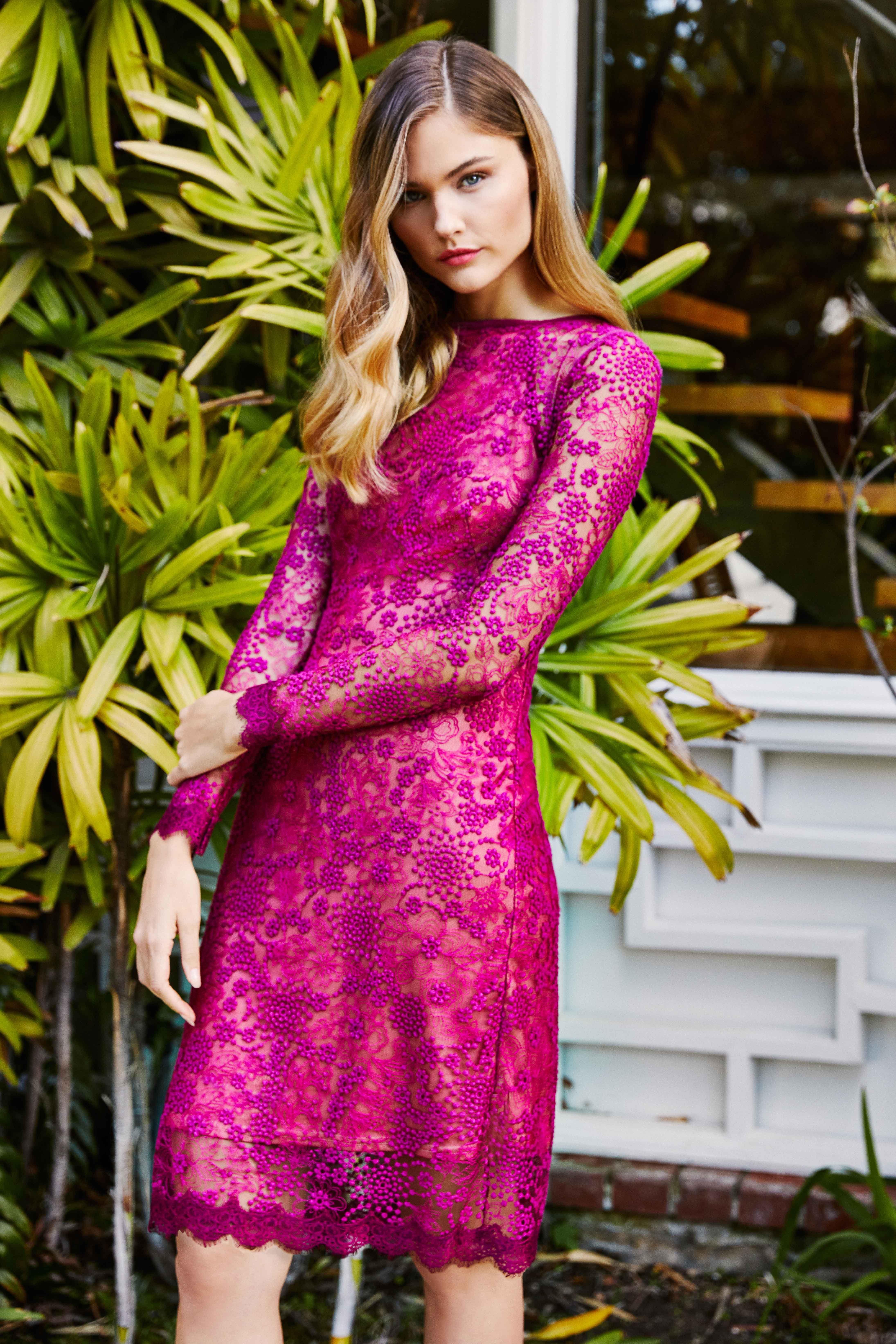 Tadashishoji Tadashishojifw18 Designer Cocktail Dress Evening Gowns Dresses [ 6570 x 4380 Pixel ]