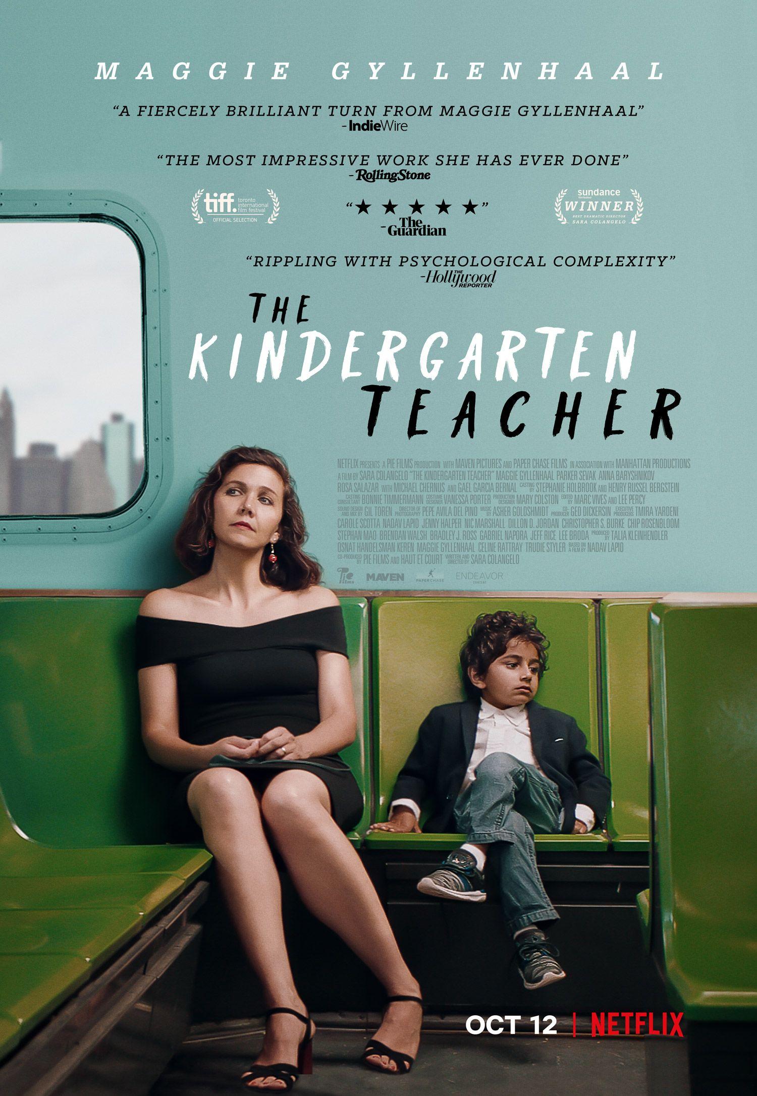 The Kindergarten Teacher (Sara Colangelo) | MOVIES OF 2018 in 2019