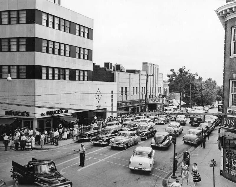 Uptown May 29, 1954 RIR