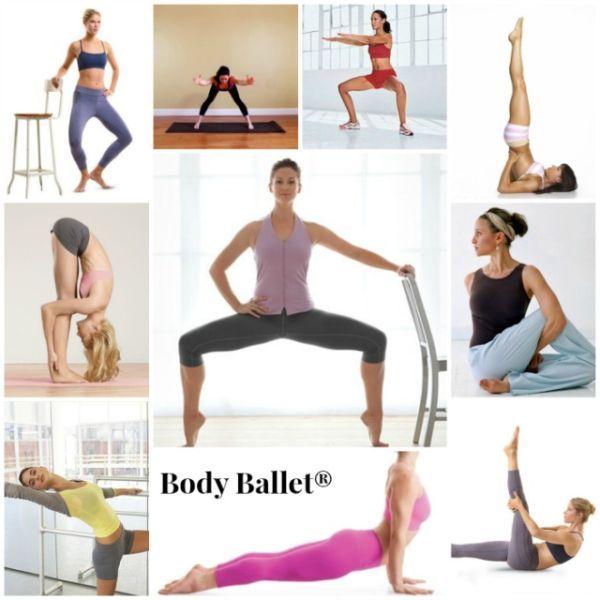 Калланетика упражнения для похудения бедер