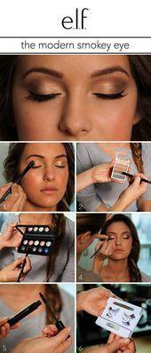 natural eye makeup tutorial hazel eyes his eye makeup