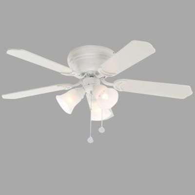 Westinghouse contempra trio 42 in white ceiling fan white ceiling westinghouse contempra trio 42 in white ceiling fan mozeypictures Choice Image