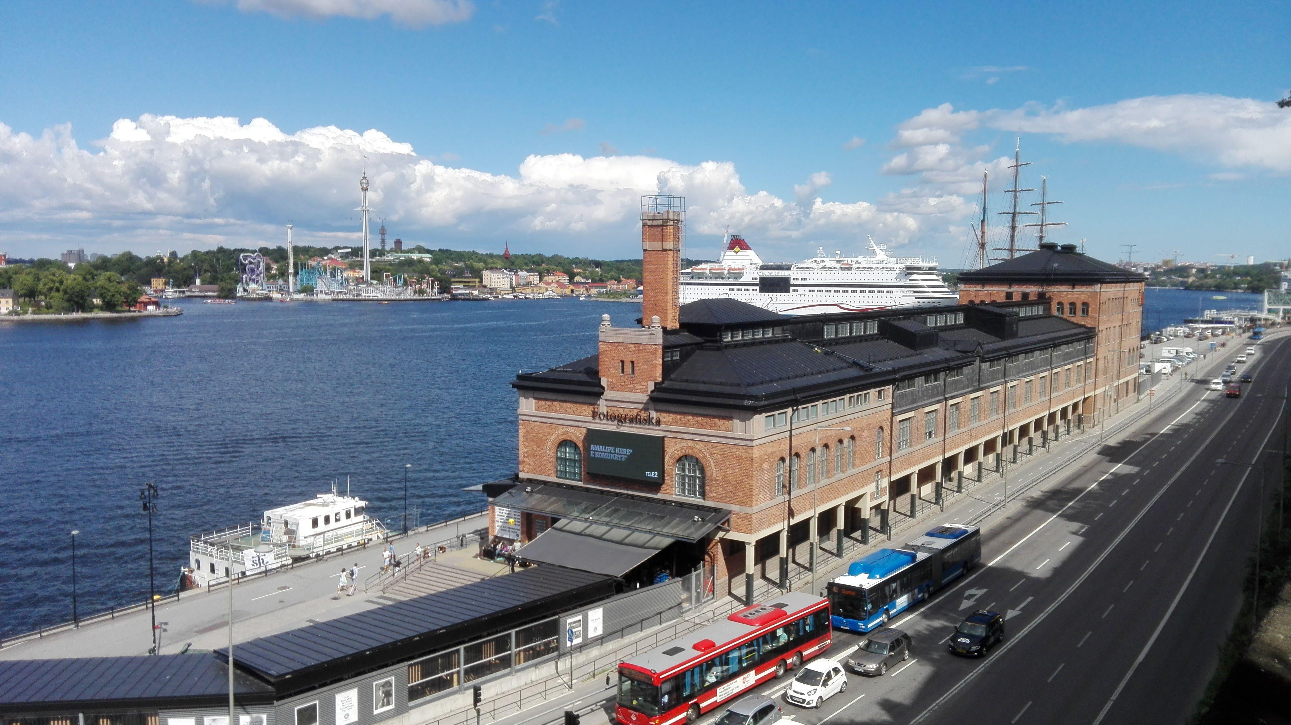 Stockholm  Fotografiska museet
